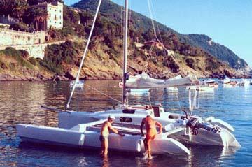 Kurt Hughes Multihull Design - Catamarans and Trimarans for Cruising