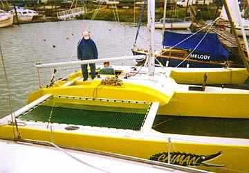 Kurt Hughes Multihull Design - Catamarans and Trimarans for Cruising and Charter - 26 ...