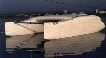 Kurt Hughes Multihull Design - Catamarans and Trimarans for Cruising ...