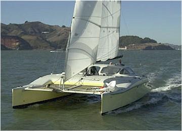 Kurt Hughes Multihull Design - Catamarans and Trimarans ...